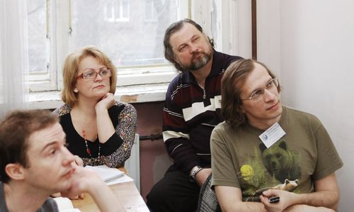 Публика на Петербургском фестивале языков