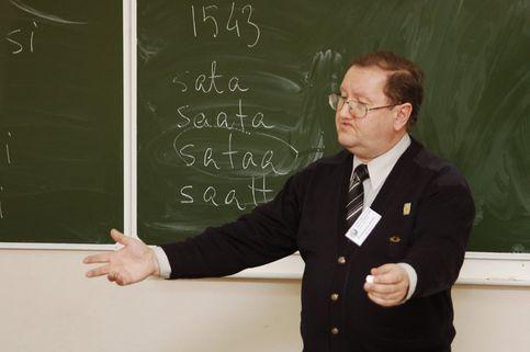Владимир Кокко из «Инкерин лиитто» рассказывает о финском языке