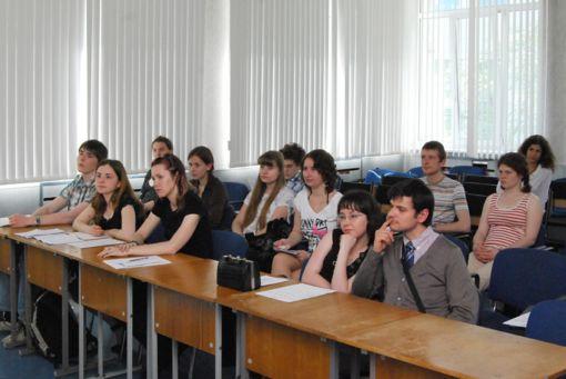 Во время презентации шумерского языка