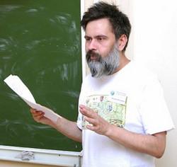 Мехмет Муслимов на фестивале языков 2010 года