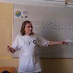 Клуб эсперанто на фестивале языков