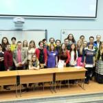 Презентаторы фестиваля языков