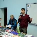 Книги и люди на фестивале языков