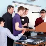 НИУ ИТМО, техника для презентаций