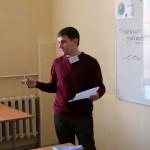 Осетинский язык представляет В. Иванов