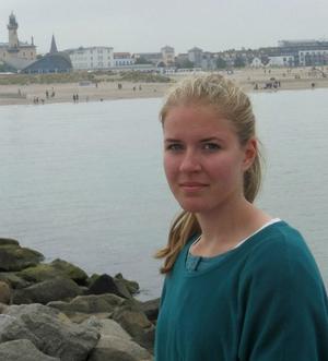 Ксения Сабанова в Германии