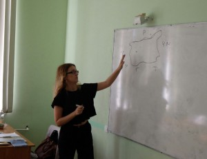 Мария Моисеева и болгарский язык